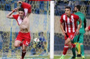 Πρωταθλητής o Άκης Τσιριγώτης με την Κ-17 του Ολυμπιακού, 4-1 στα πέναλτι τον Αστέρα Τρίπολης!