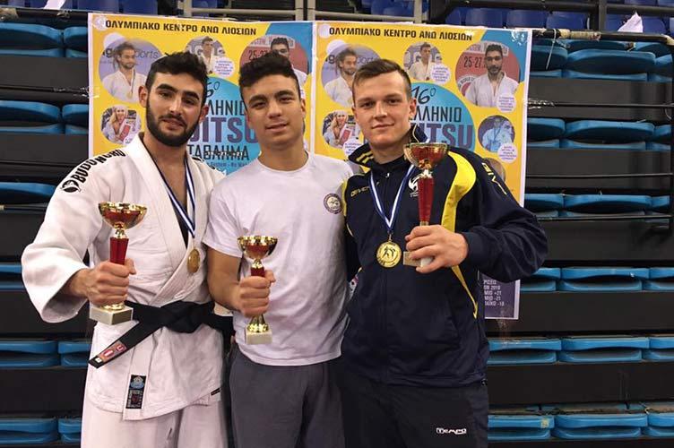 Καταπληκτική εμφάνιση και 9 μετάλλια για τον «Απολλοφάνους Φιλόξενο» στο Πανελληνιο Πρωτάθλημα