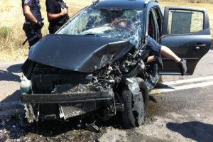 Τραγωδία με 2 νεκρούς στη Ζάκυνθο σε κρίσιμη κατάσταση η συνεπίβατιδα