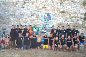Για τον Παναγιώτη Κομιώτη… ήταν όλοι εκεί! Στο Footvolley Tournament στο Akrotiri North.