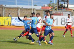 Κύπελλο ΕΠΣ Ζακύνθου: Στο ρελαντί η Ζάκυνθος 10-0 την ΑΕ Γερακαρίων