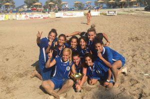 BEACH SOCCER: Ο Α.Ο. Κεφαλληνίας κατέκτησε το πρωτάθλημα… 6-1 η Εθνική τους Επίλεκτους…