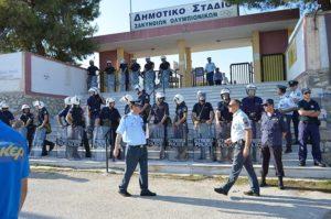 """""""Τέλος η αστυνομία από τους ερασιτεχνικούς αγώνες, μειώνεται στους επαγγελματικούς""""!"""