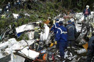 Τραγωδία με αεροσκάφος που μετέφερε βραζιλιάνικη ομάδα. 75 επιβαίνοντες νεκροί