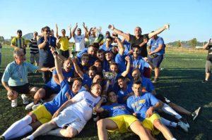 Η επιστροφή της «Βασίλισσας»! Πρωτάθλημα και άνοδος στη Γ' Εθνική η Ζάκυνθος, 9-1 τον Παναρτεμισιακό!