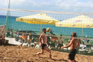 20-22 Ιουλίου το 2ο τουρνουά ποδοβόλεϊ «Παναγιώτης Κομιώτης» στο Akrotiri North