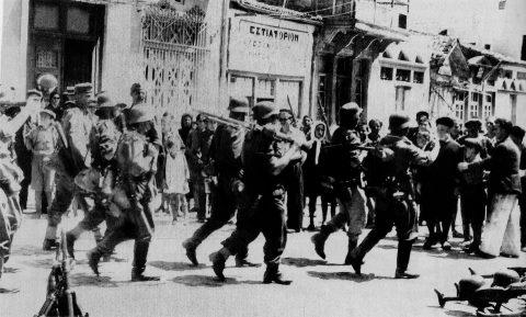 Τι έγινε στο ελληνικό ποδόσφαιρο τον καιρό της Κατοχής