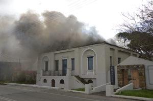 Πυρκαγιά στο Barrage! Δύσκολες ώρες για το ιστορικό μαγαζί!