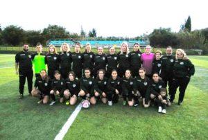 Κορίτσια για φίλημα! Νέα νίκη για την Δόξα Πηγαδακίων 2-0 επί του 'Αρη Τριπόλεως στο Μαχαιράδο!
