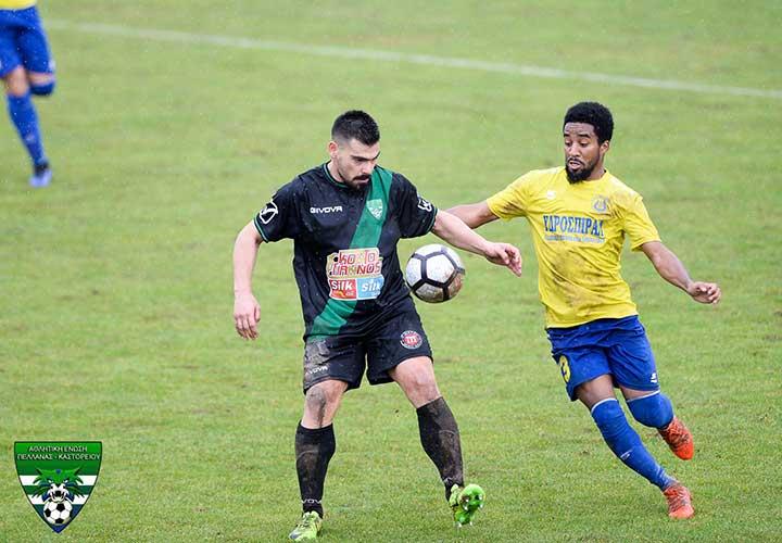 Έμεινε όρθιος ο ΑΟΚ στη Σπάρτη και πήρε «χρυσό» βαθμό από την Πελλάνα (0-0)