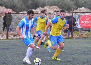«Καθάρισε» απ' το ημίχρονο (1-3), μπήκε δυνατά στο νέο πρωτάθλημα ο ΑΠΣ Ζάκυνθος