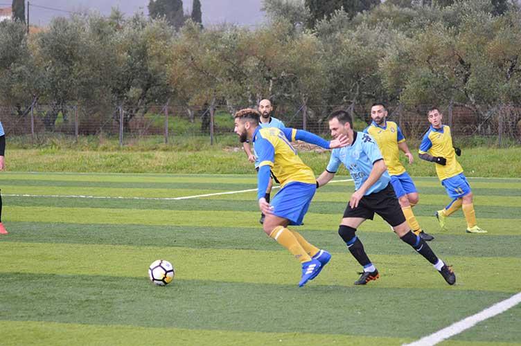 Σε «περίπατο» μετέτρεψε η Ζάκυνθος το ντέρμπι με Παναρτεμισιακό (5-0)!