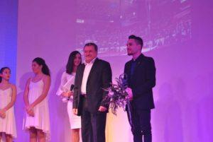 Η ΠΕ Ζακύνθου βράβευσε τους αθλητές του νησιού με λάμψη αστέρων