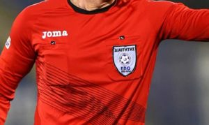 Γ΄ Εθνική: Oι διαιτητές της 23ης αγωνιστικής στον 8ο όμιλο