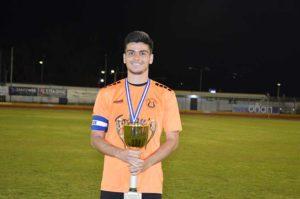 Δείτε το γκολ του Ραφαήλ Πέττα που έδωσε το Κύπελλο στον ΑΟΚ