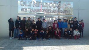 Σημαντικές εμπειρίες για τις ακαδημίες του Κερίου και της Δόξας Πηγαδακίων κόντρα σε Ολυμπιακό και Απόλλων Σμύρνης!