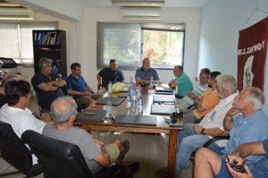 Οι ομάδες της ΕΠΣ Ζακύνθου που δήλωσαν συμμετοχή για την σαιζόν 2019/2020