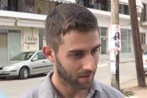 Αποφυλακίστηκε ο 27χρονος Αλέξης – «Δεν ήμουν εγώ, ήταν ο πόνος ενός βασανισμένου παιδιού» (video)