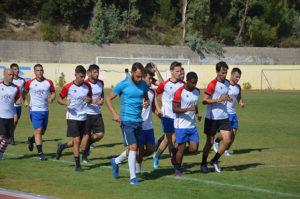 AO Tσιλιβή: Γύρισε  σελίδα, κοιτάζει το εντός έδρας ματς με Πανηλειακό