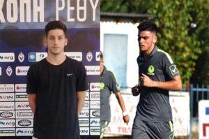 Ραφαήλ Πέττας και Άκης Τσιριγώτης οδηγούν Αλμωπό και Επισκοπή στην Football League, όντας πρώτοι σκόρερ