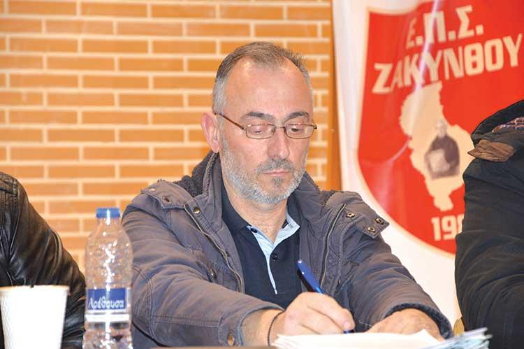 Xαρ. Ραυτόπουλος: Eνωτικό κάλεσμα για Παναρτεμισιακό