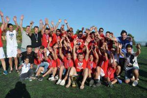Σήκωσε το κύπελλο η ΑΕ Αγίου Λέοντα/Κοιλιωμένου (video/photos)