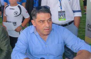 """Γιώργος Χατζησαρόγλου: """" Η διοίκηση της ΕΠΟ έχει χαράξει τον δρόμο της άσχετα με το πότε θα γίνουν οι εκλογές"""