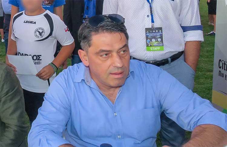 """Χατζησαρόγλου: """"Μονόδρομος η δημιουργία της Β' Εθνικής με δύο ομίλους"""""""