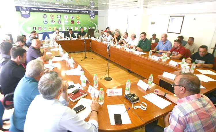 SL2-FL: Τετραετής η θητεία του προέδρου, εκλογές μέσα Ιουλίου