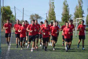 "AO Tσιλιβή: Πρώτη εκκίνηση για τους ""κόκκινους"" με όνειρα και φιλοδοξίες"
