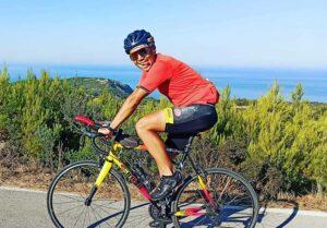 """Πάρης Αποστολόπουλος: Ένας """"Ironman"""",  έτοιμος για το παγκόσμιο πρωτάθλημα!"""