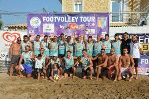 """Ευχαριστήριο του """"Club Footvolley Zakynthos"""""""