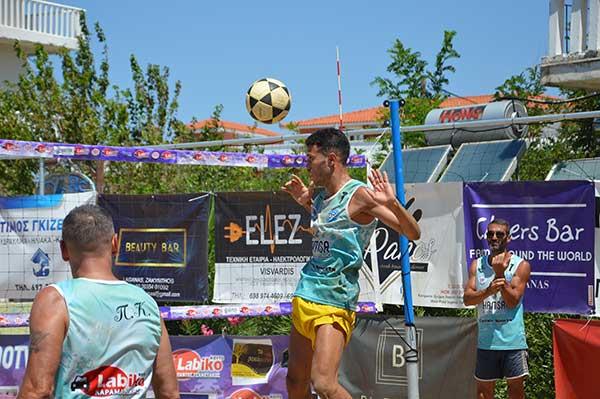 """2ο Footvolley Τournament"""" -'HAMSA"""" -Λαγανάς 31 Ιουλίου -1 Αυγούστου"""