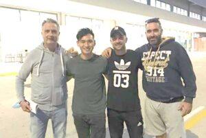 Ήρθε για λογαριασμό της Ζακύνθου ο Ιάπωνας ποδοσφαιριστής Γιούτα Κοναγκάγια!