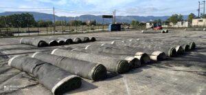 Ξηλώθηκε ο παλιός  χλοοτάπητας στο γήπεδο των Αμπελοκήπων – Στις 20/12 υπολογίζεται η παράδοση του έργου