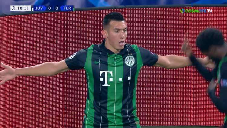 Γιουβέντους – Φερεντσβάρος: Από το μηδέν, σκόρερ στο Champions League o Ουζούνι!