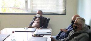 ΕΠΣ Ζακύνθου: Συνάντηση του προεδρείου με τους εκπροσώπους των Εθνικών κατηγοριών