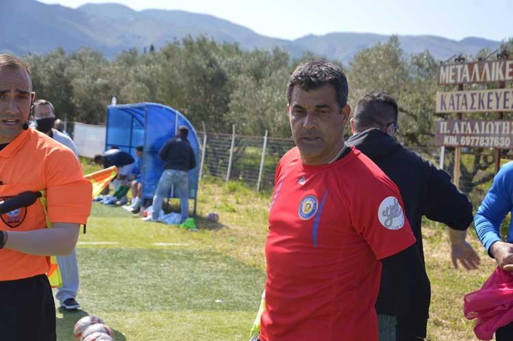 Έγραψε ιστορία ο 49χρονος  Γιώργος Φιλιάς. Ο γηραιότερος ποδοσφαιριστής στη Γ΄ Εθνική!