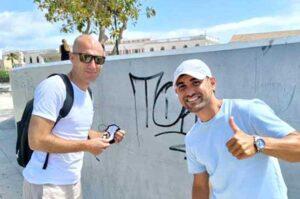 Στη Ζάκυνθο για διακοπές ο θρύλος του παγκόσμιου ποδοσφαίρου Arjen Robben!
