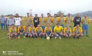 Παλαίμαχοι ΑΠΣ Ζάκυνθος: Νίκη (3-2)  τον Ηλειακό Λεχαινών
