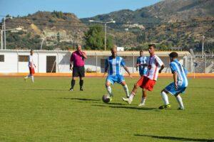 Φιλική νίκη (0-1) του Αίαντα Γαστούνης επί του Εθνικού Σκουλικάδου