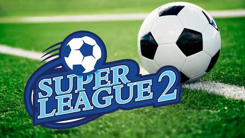 Super League 2: Η άνοδος, ο υποβιβασμός και τα τηλεοπτικά!