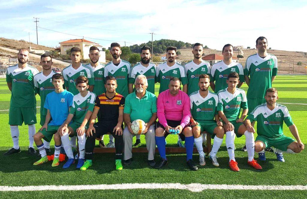 Ευρεία νίκη για τον Ελατιακό 6-0 τη Δόξα Πηγαδακίων