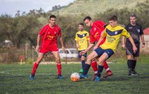 Νίκη 'ανάσα» η ΑΕ Γερακαρίων, ισοπαλία ο Αστέρας με την ΑΕ Αγίου Λέοντα, αναβλήθηκε το ματς Βασιλικός Εθνικός Σκουλικάδου