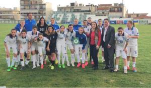 Η ήττα, το κέρδος και το ρεκόρ στην Εθνική ποδοσφαίρου Γυναικών