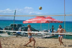 Μοναδικό  θέαμα στο  FOOTVOLLEY TOURNAMENT 2016  στο Lounge BeachBar «AKROTIRI NORTH».