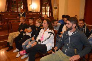 Ερασιτέχνες ποδοσφαιριστές Ζακύνθου: Η συνάντηση με τον Δήμαρχο και οι διαβεβαιώσεις για βελτίωση των αποδυτηρίων