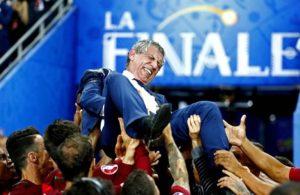 Φερνάντο Σάντος, το ΜΕΓΑΛΕΙΟ σου! Πρωταθλήτρια Ευρώπης η Πορτογαλία!