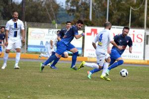 Νίκησε και πέρασε στην επόμενη φάση το Καταστάρι.  (2-0) τον Κεραυνό Αγίου Βασιλείου