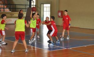 ΑΓΕΖ ΜΠΑΣΚΕΤ: Γιορτή για τους μικρούς αθλητές της Ακαδημίας…